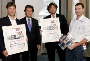 Techno Partner Award 2008