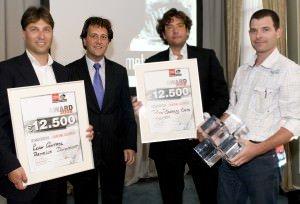 Techno Partner Award 2008