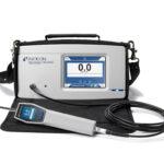 Inficon Sentrac Strix waterstof lekdetector